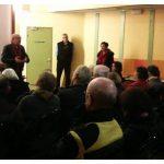 Projection du film « Blanche MAUPAS » Arles Novembre 2011