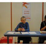 Conférence femme avec notre amie Mireille