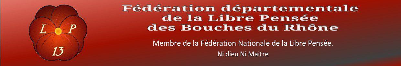 Fédération départementale de la Libre Pensee 13